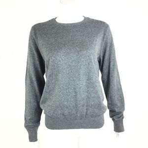 Banana Republic Gray Crewneck Sweater